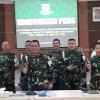 Ini Jejak-jejak Oknum TNI Sebelum dan Sesudah Perusakan Polsek Ciracas
