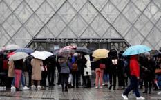 Museum Louvre di Paris Tutup akibat Pegawai Takut Penyebaran Virus Corona