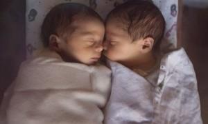 Lahir di Masa Wabah Virus Corona, Bayi Kembar Ini Diberi Nama Covid dan Corona