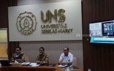Sebanyak 1.720 Peserta Lolos Seleksi SNMPTN di UNS Surakarta