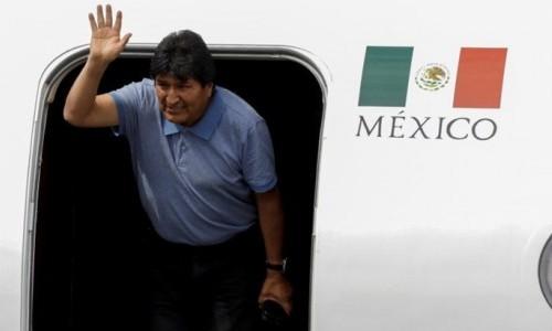 Mengaku Ditawari Pesawat oleh AS, Morales: Saya Yakin Itu Pasti ke Guantanamo