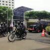 Pimpinan KPK Dikawal Brimob Saksikan Pelantikan Firli Cs di Istana