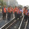PT KAI Daop 3 Cirebon Terjunkan Ratusan Petugas Amankan Perjalanan Kereta