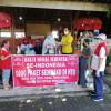 Sambut Idul Fitri, Perhimpunan INTI se-Indonesia Bagikan Sembako Secara Serentak
