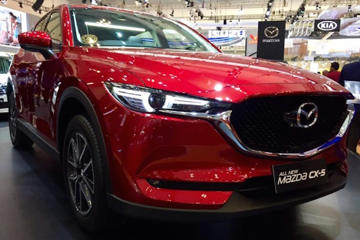 Kehebatan Terbaru All-New Mazda CX-5
