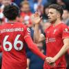 Jota dan Mane Bawa Liverpool Ungguli Burnley