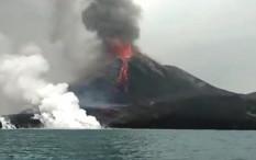 Peneliti ITB Lakukan Penelitian Longsor-Tsunami Gunung Anak Krakatau Tahun 2018