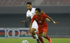 Myanmar 0-2 Indonesia: Debut Manis Simon McMenemy