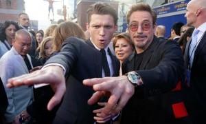 Bersahabat, Tom Holland Ungkap Sisi Manis Robert Downey Jr.