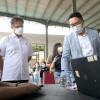 Pusat Vaksinasi Shopee di Bandung Target 10 Ribu Sasaran