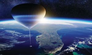 Balon Hi-Tech Ini Akan Mengantarkan Pelancong ke Ruang Angkasa