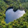 Toyoni, Danau Bentuk Hati Alami di Jepang