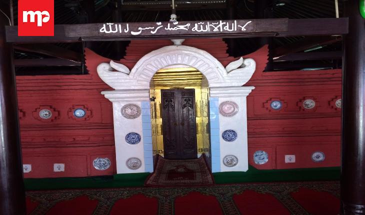 Masjid Merah Panjunan, Jejak Migrasi Bangsa Arab di Cirebon