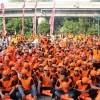 Pemprov DKI Didesak Tetap Bayar THR Pasukan Oranye