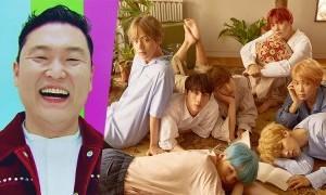 PSY Bangga BTS Dapat Tampil di American Music Awards
