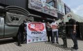 Perangi COVID-19, Merah Putih Kasih Foundation Salurkan Ratusan Barang Bantuan