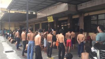Ini Kata Polisi Soal Ciri-ciri Anarko Pembuat Onar saat Demonstrasi
