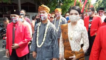 Begini Prospek Kemenangan Anak Mantu Jokowi dan Anak Ma'ruf Amin di Pilkada