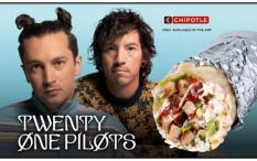 Twenty One Pilots Luncurkan Produk Burrito