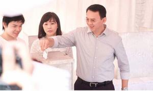 Polri Beri Izin Ahok Mediasi Kasus Perceraiannya