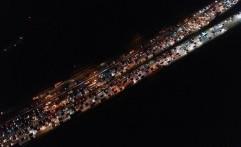 Dibanding Tahun Lalu, Kendaraan yang Keluar dari Jakarta Via Tol Turun 61 Persen