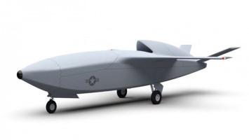 Drone 'R2-D2' akan Menjadi Penolong Pilot Pesawat Tempur