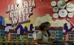 Jakarta Coffee Week 2017 Padat Pengunjung