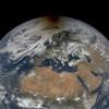 Ada Bayangan Hitam di Foto Planet Bumi, Fenomena Apa Ini?
