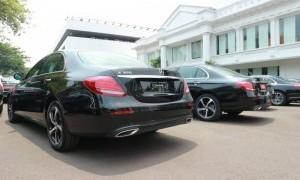 18 Mobil Mewah untuk Tamu Negara Disewa Rp1 Miliar per Unit