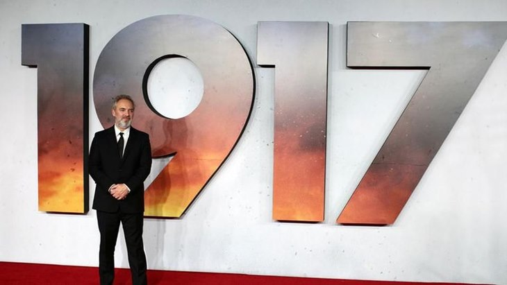 FIlm '1917' Dominasi BAFTA 2020