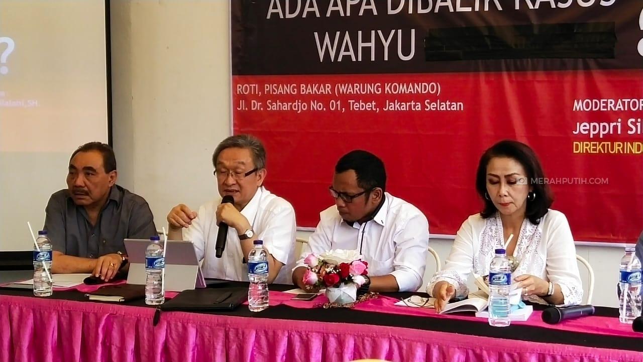 Tim Hukum PDIP: KPU Harus Laksanakan Putusan MA