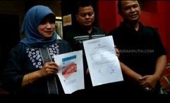 KPU Laporkan Video Hoaks Surat Suara Tercoblos ke Polda Sumut