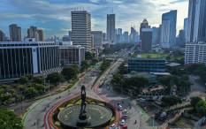 Langit Biru Jakarta Bukan Hanya karena WFH
