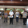 Pelaku Wisata di Yogyakarta Terima Paket Sembako dari Kemenparekraf