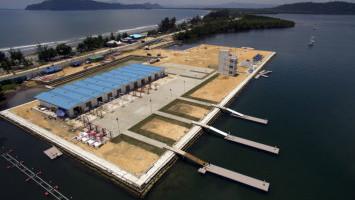 Arena Dayung PON di Teluk Youtefa Papua Sudah Rampung 100 Persen