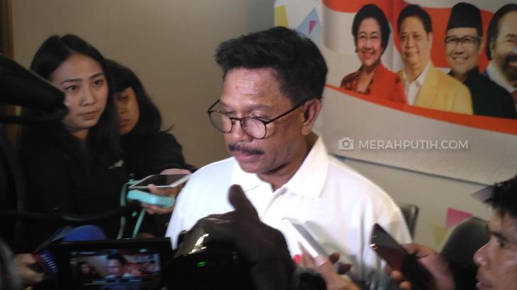 Politisi Nasdem Ajak PAN dan Demokrat Gabung Koalisi Jokowi, Alasannya?