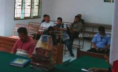 Pungli Rp 3 Juta, Kepala Desa Disidangkan