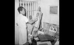 Pelukis Dullah dan Cerita Guratan Kanvas Anak-Anak Revolusi