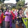 Selasa Wagean Malioboro dalam Nuansa Batik