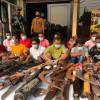 Gerebek Kampung Ambon, Polisi Tangkap Puluhan Orang