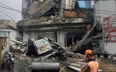 Korban Gedung Roboh di Slipi Bingung Bayar Biaya Rumah Sakit