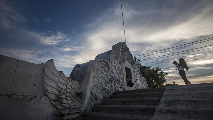 Mengenal Plengkung Gading, Sebuah Gerbang Bersejarah di Keraton Yogyakarta
