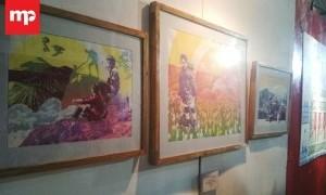 "Pameran ""Complex Anxiety"" Jawab Kegelisahan Seniman untuk Berkarya"