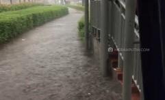Banjir Jakarta Nyaris Lumpuhkan Sejumlah Stasiun MRT