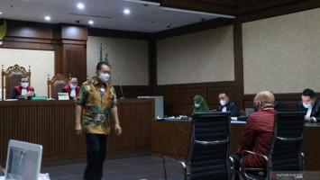 Djoko Tjandra Bantah Pernah Beri Uang ke Pinangki