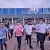 Menhub Tinjau Progres Proyek Pusat Kegiatan Masyarakat di Terminal Tirtonadi Solo