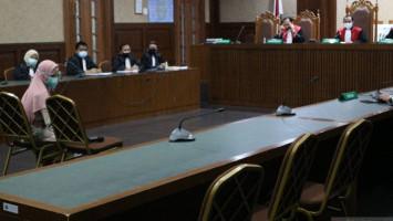 Saksi dari Kejagung Sebut Pinangki Pernah Dijatuhi Sanksi Penurunan Pangkat