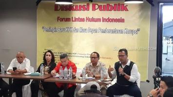 Dewan Pengawas KPK Diminta Sokong Kinerja Lembaga Antirasuah