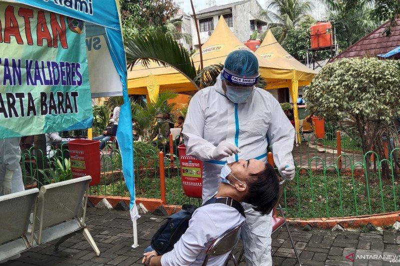 Tiba di Jakarta Setelah Mudik, Puluhan Penumpang Bus Positif COVID-19