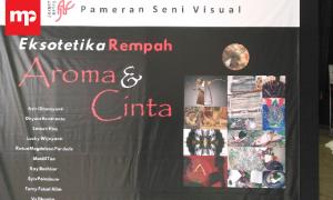 Museum Tekstil Hadirkan Pameran Seni Visual